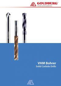 Katalog VHM Bohrer